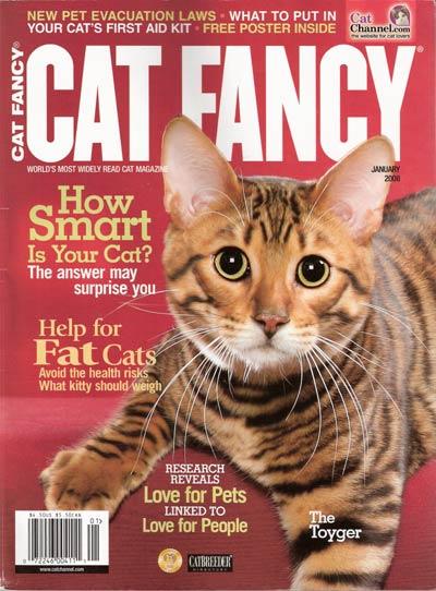free cat magazines