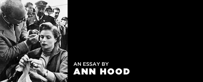 Pushcart ann hood essay