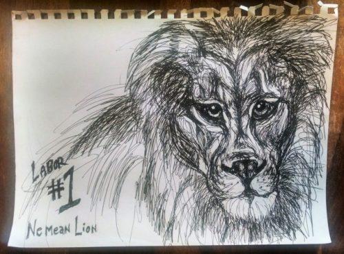 No.1.Lion
