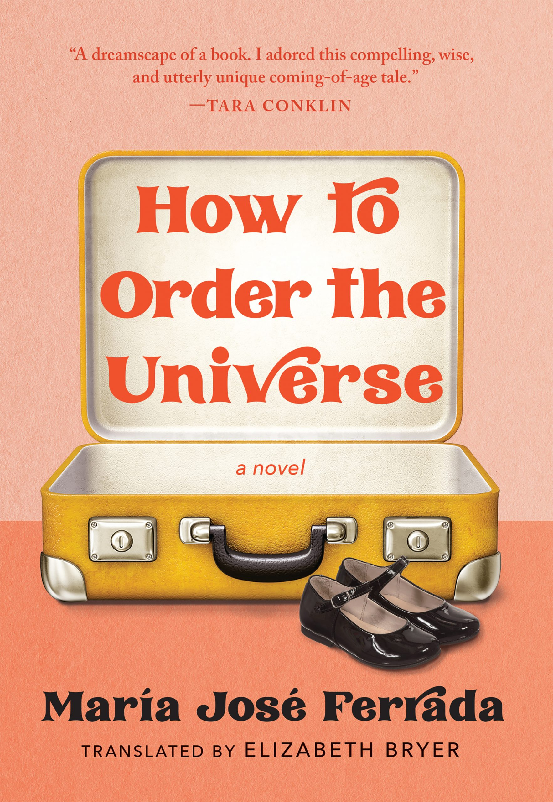 Book cover for How to Order the Universe.