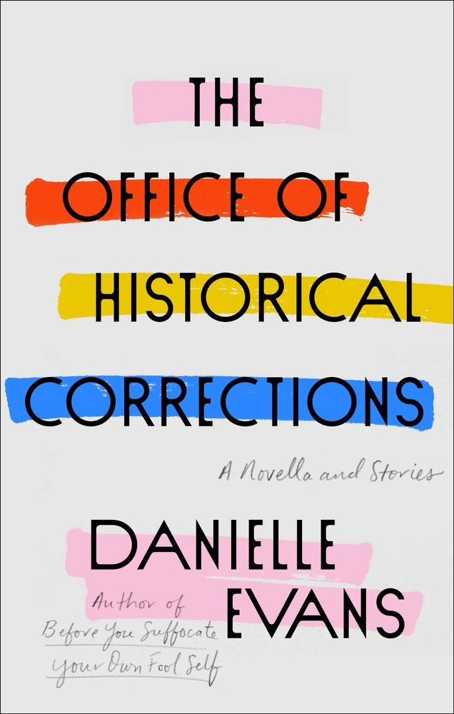 The Office of Historical Corrections: A Novella and Stories book cover.