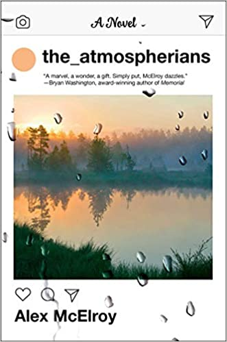 The Atmospherians book cover.