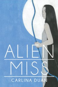 Alien Miss book cover.