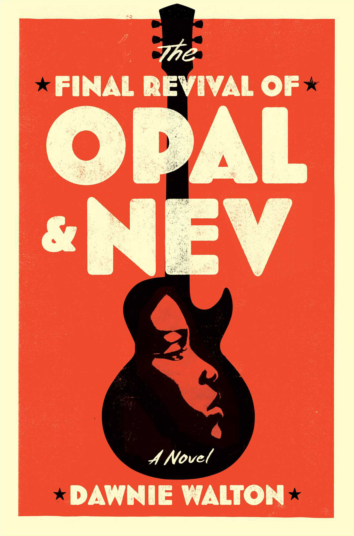 The Final Revival of Opal & Nev book cover.