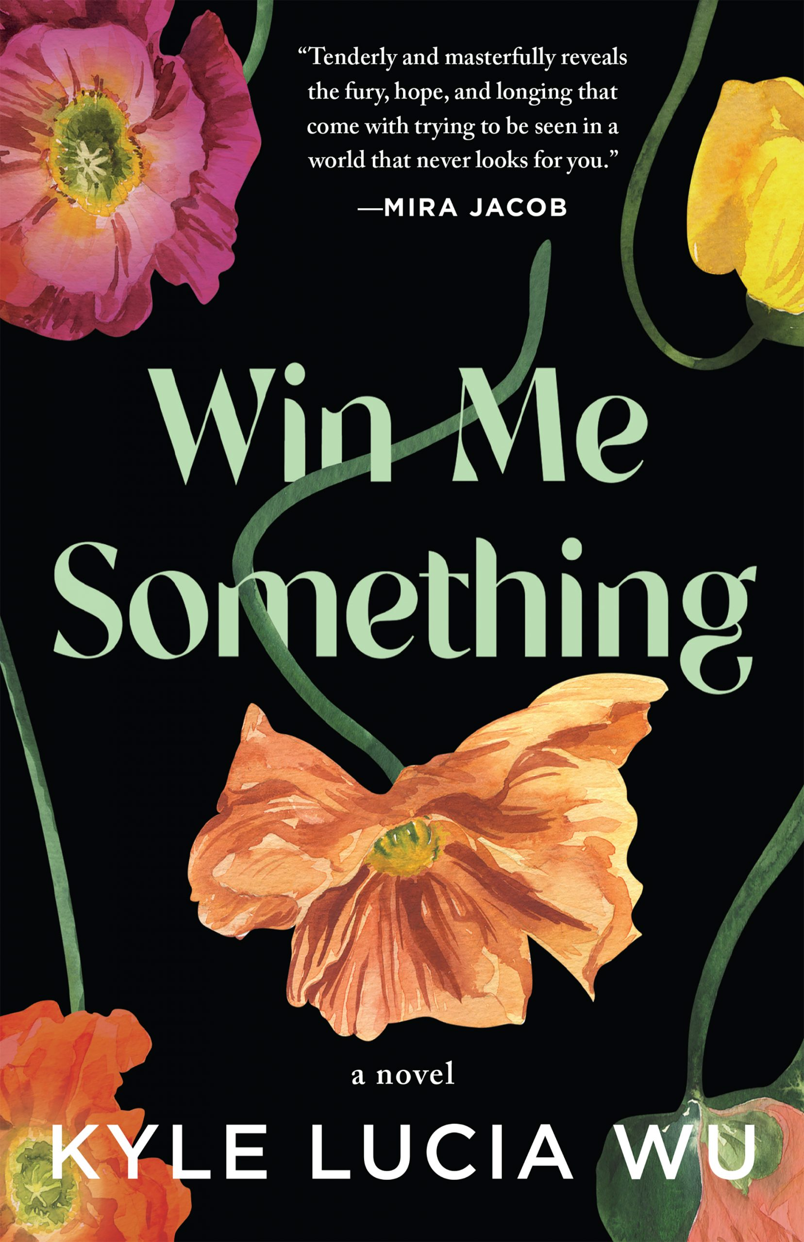 Book cover for Win Me Something.