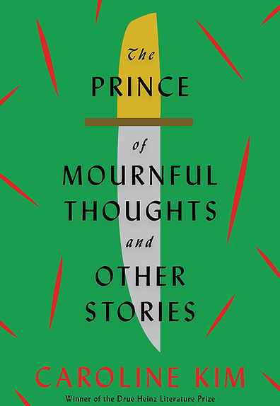 The Prince of Mournful Thoughts and Other Stories  book cover.
