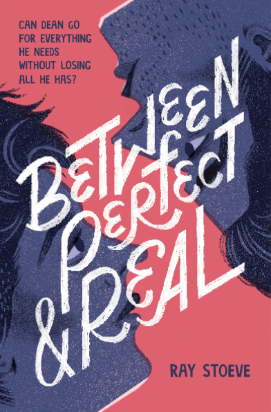 Between Perfect and Real book cover.