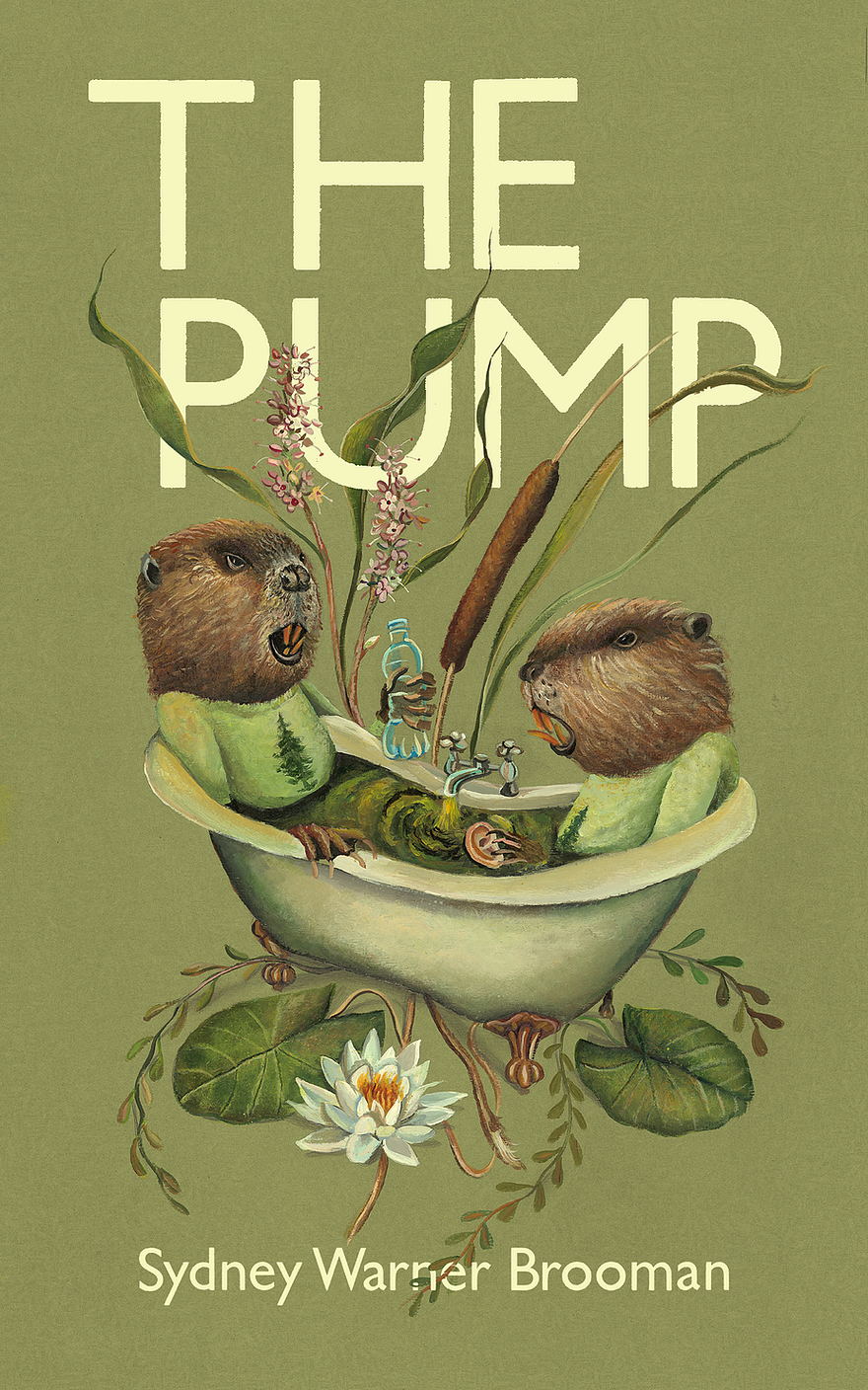 The Pump book cover.