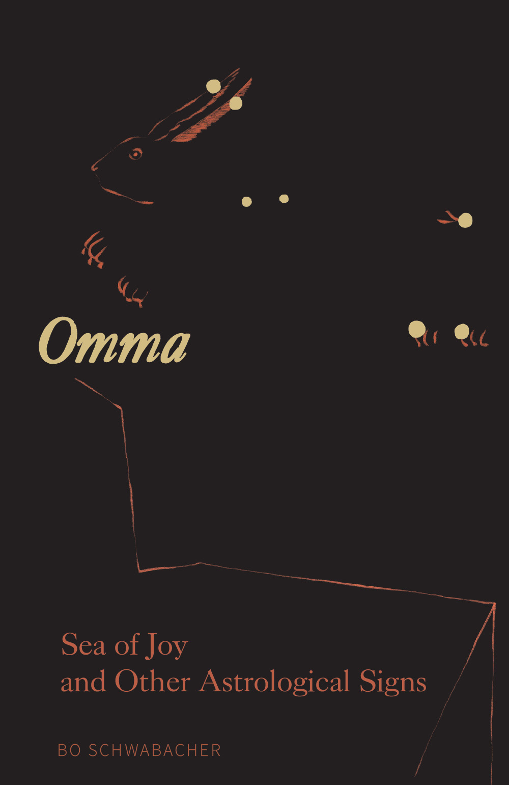 Omma, Sea of Joy and Other Astrological Signs book cover.